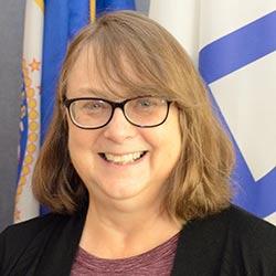 Mayor Donna Schmitt